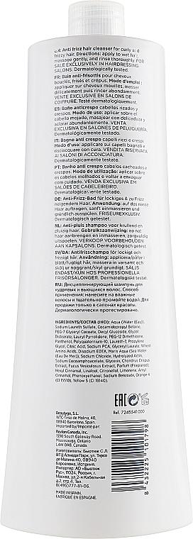Bain anti-frisottis pour cheveux bouclés - Revlon Eksperience Wave Remedy Anti Frizz Hair Cleanser — Photo N4