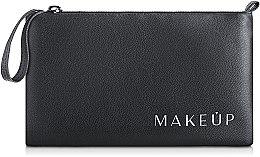 Parfums et Produits cosmétiques Trousse de toilette, noir, 21x12,5 cm - MakeUp