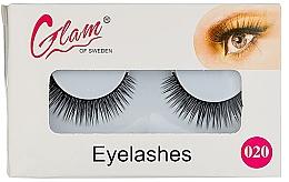 Parfums et Produits cosmétiques Faux-cils, №020 - Glam Of Sweden Eyelashes