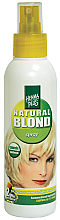 Parfums et Produits cosmétiques Spray éclaircissant au panthénol et camomille pour cheveux blonds - Henna Plus Camomile Blondspray