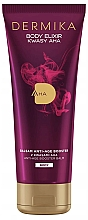Parfums et Produits cosmétiques Baume anti-âge aux acides pour corps - Dermika Body Elixir AHA Anti-age Booster Balm