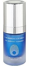 Parfums et Produits cosmétiques Crème au beurre de karité pour contour des yeux - Omorovicza Blue Diamond Eye Cream