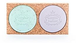 Parfums et Produits cosmétiques Essencias de Portugal Aromas Collection - Set (savons/2x50g)