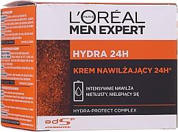 Parfums et Produits cosmétiques Crème à l'extrait de ginseng pour visage - L'Oreal Paris Men Expert Hydra 24h Face Cream