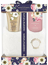 Parfums et Produits cosmétiques Baylis & Harding - Coffret cadeau(lotion corps/140ml + sels de bain/100g + chaussons)