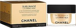Crème contour des yeux - Chanel Sublimage Eye Cream — Photo N1