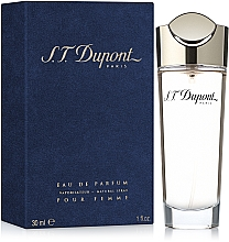 S.T. Dupont Pour Femme - Eau de Parfum — Photo N3