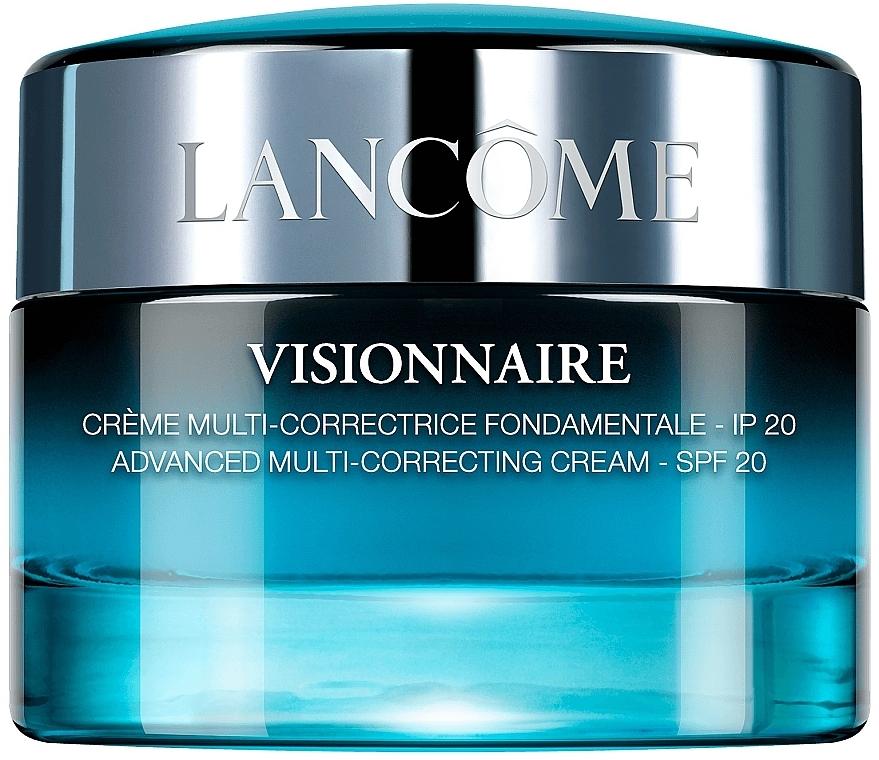 Crème multi-correctrice fondamentale pour visage - Lancome Visionnaire Advanced Multi-Correcting Cream SPF 20