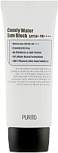 Parfums et Produits cosmétiques Crème solaire à base d'eau pour visage - Purito Comfy Water Sun Block SPF50+ Sunscreen