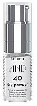 Parfums et Produits cosmétiques Poudre matifiante pour cheveux - Kemon And Dry Powder 40