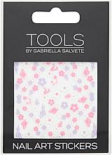 Parfums et Produits cosmétiques Autocollants pour ongles - Gabriella Salvete Tools Nail Art Stickers 10