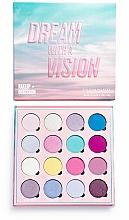 Parfums et Produits cosmétiques Palette de fards à paupières - Makeup Obsession Dream With Vision Eyeshadow Palette