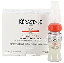 Parfums et Produits cosmétiques Concentré fortifiante à la racine de gingembre pour cheveux - Kerastase Fusio-Dose Ampli Force Concentrate