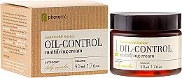 Parfums et Produits cosmétiques Crème aux extraits de papaye et ananas pour visage - Phenome Sustainable Science Oil-Control Mattifying Cream