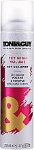 Parfums et Produits cosmétiques Shampooing sec volumisant - Toni & Guy Glamour Dry Shampoo For Volume