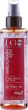 Parfums et Produits cosmétiques Huile sèche à la macadamia pour corps - ECO Laboratorie Macadamia Spa Nourishing Dry Body Oil
