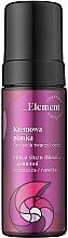 Parfums et Produits cosmétiques Mousse crémeuse nettoyante à la bave d'escargot pour visage - _Element Snail Slime Filtrate Creamy Foam For Face Care