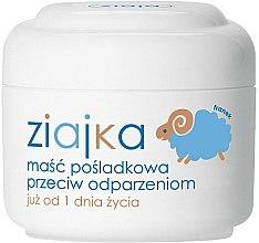Parfums et Produits cosmétiques Crème de change à l'extrait d'huile de coton - Ziaja Nappy Cream