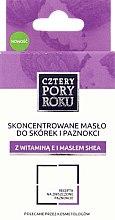 Parfums et Produits cosmétiques Huile de soin pour ongles et cuticules à la vitamine E et beurre de karité - Pharma CF Cztery Pory Roku