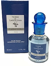 Parfums et Produits cosmétiques Terre Di Sardegna Capriccioli - Eau de Toilette