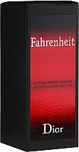 Parfums et Produits cosmétiques Dior Fahrenheit - Lotion après-rasage