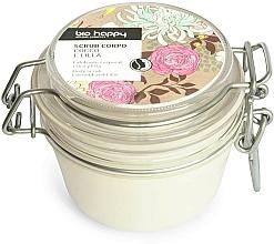 Parfums et Produits cosmétiques Gommage pour corps, Coco et Lilas - Bio Happy Coco & Lilac Body Scrab