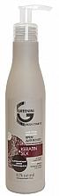 Parfums et Produits cosmétiques Crème à la kératine et soie pour cheveux - Greenini Keratin&Silk