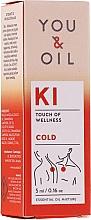 Parfums et Produits cosmétiques Mélange d'huiles essentielles - You & Oil KI-Cold Touch Of Welness Essential Oil