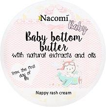 Parfums et Produits cosmétiques Crème pour couches - Nacomi Baby Bottom Butter