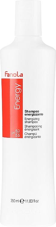 Shampooing à l'extrait de romarin et ortie - Fanola Anti Hair Loss Shampoo