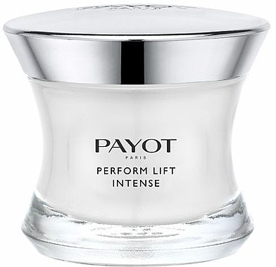 Crème à l'acide hyaluronique et vitamine E pour visage - Payot Perform Lift Intense — Photo N1