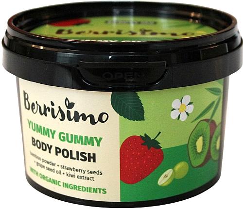 Gommage à l'extrait de kiwi pour corps - Berrisimo Yummy Gummy Body Polish