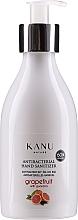 Parfums et Produits cosmétiques Gel antibactérien Pamplemousse - Kanu Nature Antibacterial Hand Sanitizer