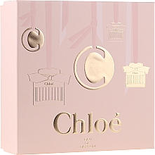 Parfums et Produits cosmétiques Chloe - Coffret (eau de parfum/50ml + lotion pour corps/100ml)