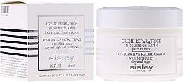 Parfums et Produits cosmétiques Crème de jour et nuit au beurre de karité - Sisley Botanical Restorative Facial Cream With Shea Butter