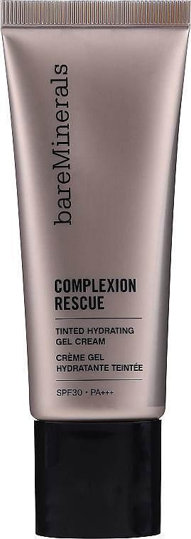 Gel-crème hydratant pour visage, effet tonifiant, SPF30 - Bare Escentuals Bareminerals Complexion Rescue Tinted Hydrating Gel Cream