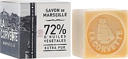 Parfums et Produits cosmétiques Savon de Marseille extra pur - La Corvette Savon de Marseille Extra Pur