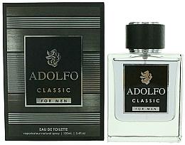 Parfums et Produits cosmétiques Adolfo Dominguez Classic for Men - Eau de Toilette