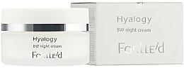 Parfums et Produits cosmétiques Crème de nuit à l'extrait de saule - ForLLe'd Hyalogy BW Night Cream