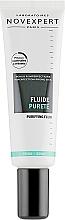 Parfums et Produits cosmétiques Fluide purifiant à l'oxyde de zinc pour visage - Novexpert Trio-Zinc Purifying Fluid