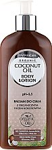 Parfums et Produits cosmétiques Lotion à la noix de coco pour corps - GlySkinCare Coconut Oil Body Lotion