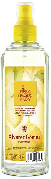 Alvarez Gomez Agua Fresca De Bano Cologne - Brume parfumée pour corps — Photo N1