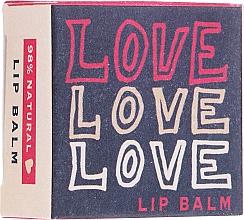 Parfums et Produits cosmétiques Baume à lèvres, Agrumes - Bath House Love Love Love Citrus Fresh Lip Balm