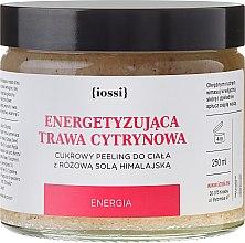Parfums et Produits cosmétiques Gommage corporel au sucre, sel rose de l'Himalaya et citronnelle énergisante - Iossi Body Scrub