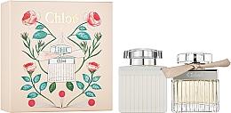 Parfums et Produits cosmétiques Chloe Eau de Parfum - Coffret (eau de parfum/50ml + lotion corps/100ml)