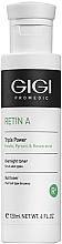 Parfums et Produits cosmétiques Lotion tonique au rétinol pour visage - Gigi Retin A Overnight Toner