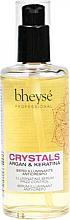 Parfums et Produits cosmétiques Cristaux liquides à l'argan et kératine pour cheveux - Renee Blanche Bheyse Aragn & Keratina Crystals