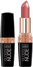 Parfums et Produits cosmétiques Rouge à lèvres - Wibo Glossy Nude Lipstick