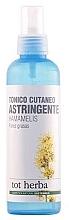 Parfums et Produits cosmétiques Lotion tonique au hamamélis - Tot Herba Hamamelis Water Tonic