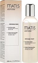 Parfums et Produits cosmétiques Eau Éclat Lumière - Matis Paris Reponse Teint Radiant Cleansing Water